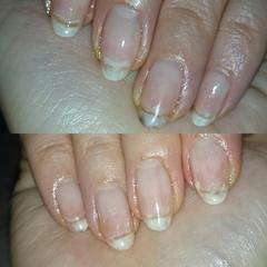 爪を育てる